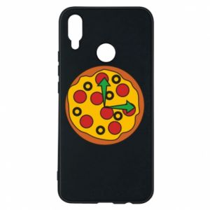Etui na Huawei P Smart Plus Time for pizza