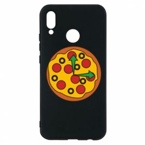 Etui na Huawei P20 Lite Time for pizza