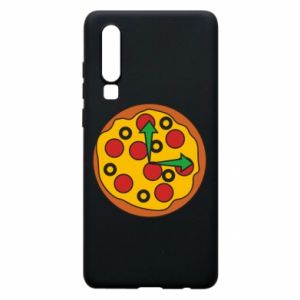 Etui na Huawei P30 Time for pizza