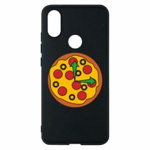 Etui na Xiaomi Mi A2 Time for pizza