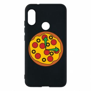 Etui na Mi A2 Lite Time for pizza