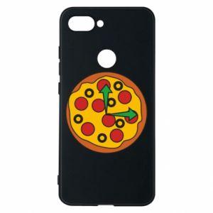 Etui na Xiaomi Mi8 Lite Time for pizza