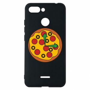 Etui na Xiaomi Redmi 6 Time for pizza
