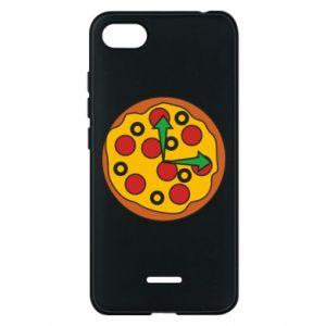 Etui na Xiaomi Redmi 6A Time for pizza