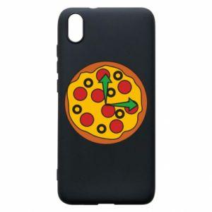 Etui na Xiaomi Redmi 7A Time for pizza