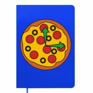 Notepad Time for pizza