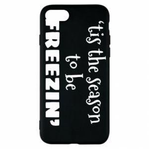 iPhone SE 2020 Case 'tis the season to be freezin'