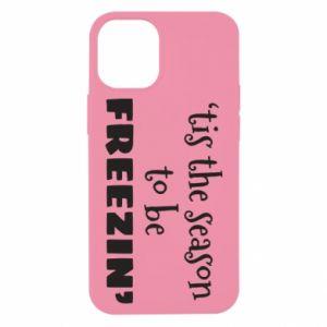 Etui na iPhone 12 Mini 'tis the season to be freezin'