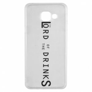 Samsung A3 2016 Case Tle Lord Of The Drinks