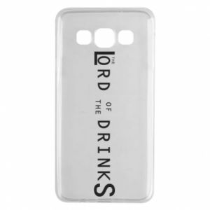 Samsung A3 2015 Case Tle Lord Of The Drinks