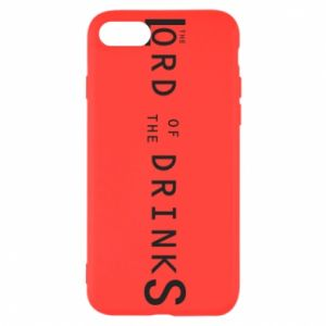 iPhone SE 2020 Case Tle Lord Of The Drinks