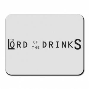 Mouse pad Tle Lord Of The Drinks