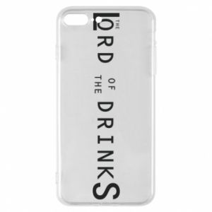 Phone case for iPhone 7 Plus Tle Lord Of The Drinks