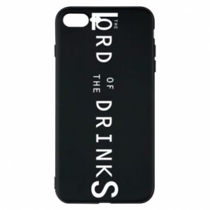 Phone case for iPhone 8 Plus Tle Lord Of The Drinks