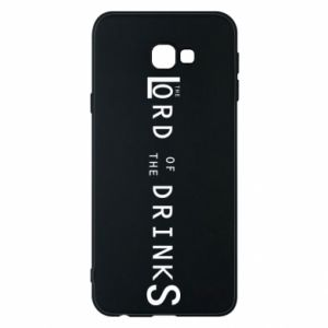 Phone case for Samsung J4 Plus 2018 Tle Lord Of The Drinks