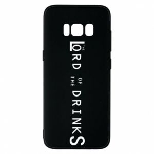 Phone case for Samsung S8 Tle Lord Of The Drinks