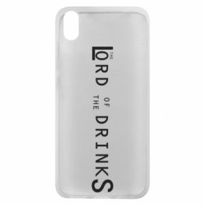 Phone case for Xiaomi Redmi 7A Tle Lord Of The Drinks