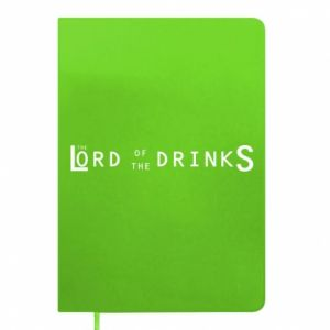 Notepad Tle Lord Of The Drinks