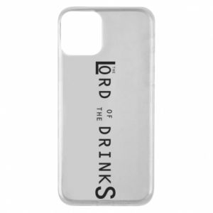 Phone case for iPhone 11 Tle Lord Of The Drinks
