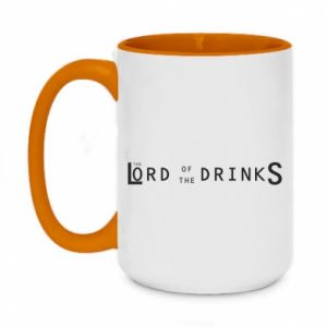 Two-toned mug 450ml Tle Lord Of The Drinks