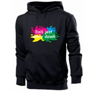 Men's hoodie This is a good day!