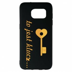 Samsung S7 EDGE Case This is the key ...