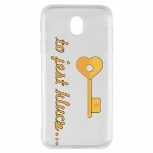 Samsung J7 2017 Case This is the key ...