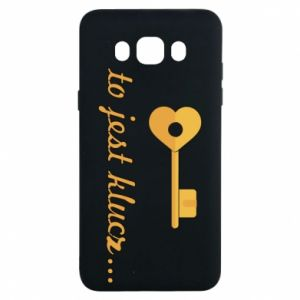 Samsung J7 2016 Case This is the key ...