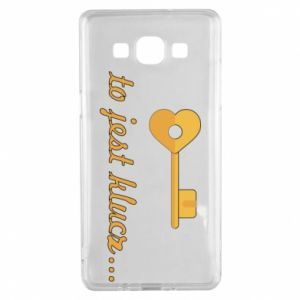 Samsung A5 2015 Case This is the key ...