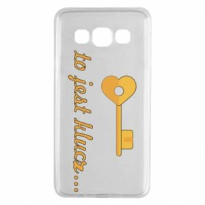 Samsung A3 2015 Case This is the key ...