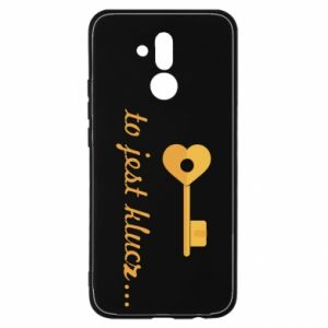 Huawei Mate 20Lite Case This is the key ...