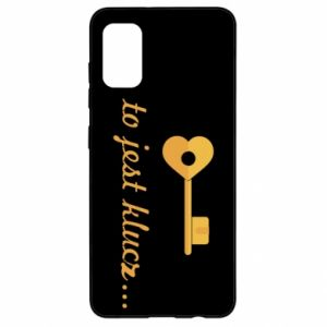 Samsung A41 Case This is the key ...