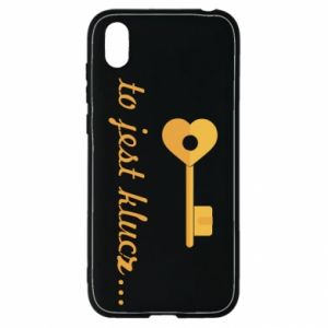 Huawei Y5 2019 Case This is the key ...