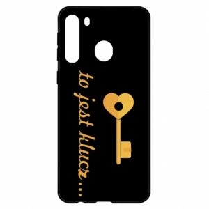 Samsung A21 Case This is the key ...