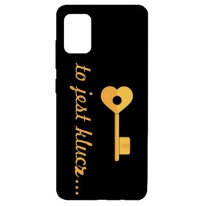 Samsung A51 Case This is the key ...