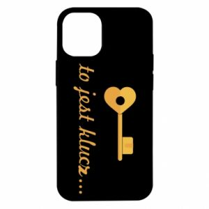 iPhone 12 Mini Case This is the key ...