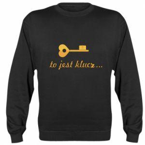 Bluza (raglan) To jest klucz...