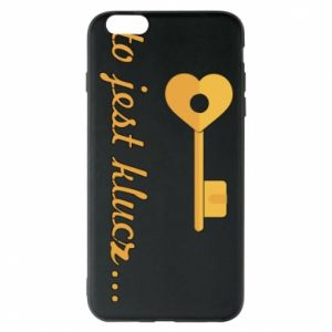Phone case for iPhone 6 Plus/6S Plus This is the key ...