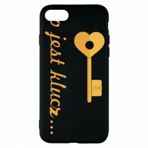 Phone case for iPhone 8 This is the key ...