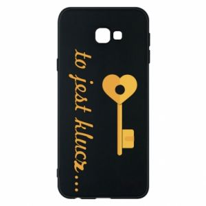 Phone case for Samsung J4 Plus 2018 This is the key ...