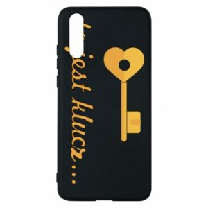 Phone case for Huawei P20 This is the key ...