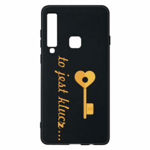 Phone case for Samsung A9 2018 This is the key ...