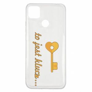 Xiaomi Redmi 9c Case This is the key ...