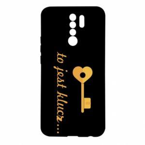 Xiaomi Redmi 9 Case This is the key ...