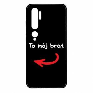 Etui na Xiaomi Mi Note 10 To mój brat