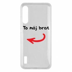 Etui na Xiaomi Mi A3 To mój brat