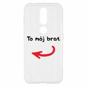 Etui na Nokia 4.2 To mój brat