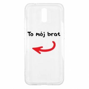 Etui na Nokia 2.3 To mój brat