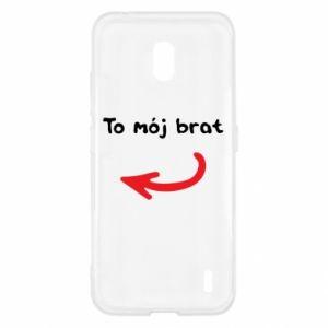 Etui na Nokia 2.2 To mój brat