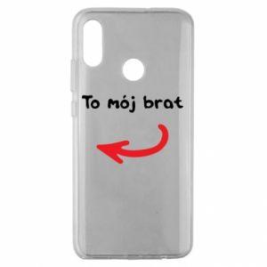 Etui na Huawei Honor 10 Lite To mój brat